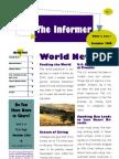 2008 December QELA Student Newsletter