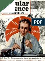 Popular Science - November 1922