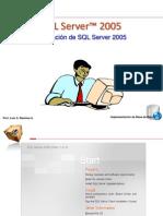 000 Material de Apoyo - Instalacion de SQL Server 2005