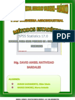 Manual Spss Para Resolver Dca,Dbca,Dcl y Friedman