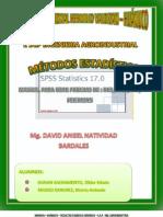 Manual Spss Para Resolver Dca,Dbca,Dcl y Friedman