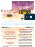 Invitation to Think