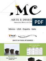 Catalogo Macetas IMC