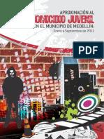 Homicidios en Medellín 2011