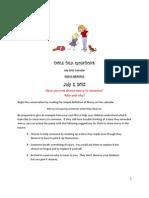 DG4Kids Table Talk Questions (July '12)
