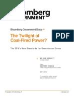 Bloomberg Study 5.2.12