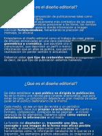 Diseño Editorial, terminos, planeacion