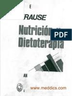 Nutricion y Dietoterapia Krause - 10ed