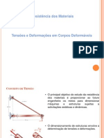 3 - TEC 04099 - Tensoes e Deformacoes Em Corpos Deformaveis