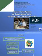 Nuevos paradigmas TIC