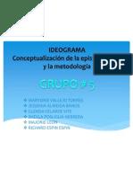 Ideograma Grupo#5