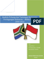 Perdagangan Indonesia - Afrika Selatan