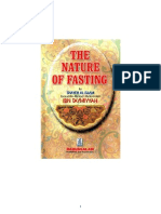 The Nature of Fasting[1] By