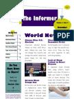 2008 November QELA Student Newsletter