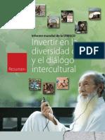 Informe Mundial UNESCO -Interculturalidad 2009