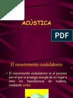 acustica -  Biofisica