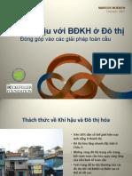 01. MM_ISET_keynote_VN-Chống chịu với BĐKH ở Đô thị_Đóng góp vào các giải pháp toàn cầu
