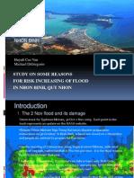 09. Mr. Huynh Cao Van_QN CCCO_EN-Tìm hiểu nguyên nhân làm tăng nguy cơ lũ lụt tại phường Nhơn Bình, TP Quy Nhơn