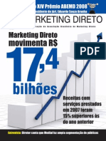 Revista Marketing Direto - Maio 2008