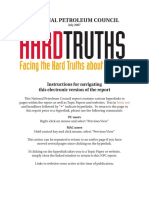 Facing Hard Truths-Report