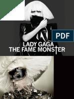 Digital Booklet - The Fame Monster