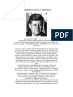 President John F Kennedy vs Federal Reserve/ Banking Families - Executive Order 11110