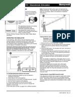 Honeywell Fg701 User Guide