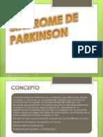 SÍNDROME DE PARKINSON-1