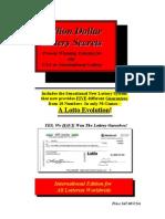 Million Dollar Lottery Secrets eBook - Terry Fisher & Ace Lee