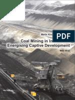 Metis Coal Report Brochure Full May 1