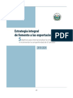 Estrategia Integral de Fomento a Las Exportaciones