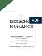 manual de recursos y directorio de organizaciones de lesbianas, gays, bisexuales, travestis y transexuales en latinoamérica y el caribe