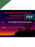 Diapositivas Para Exponer de mineralogia