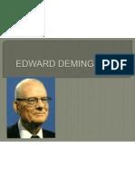 Edward Deming- Quality Guru