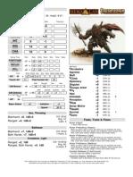 Rob - Krondor - Fighter Level 3