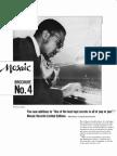 Mosaic Records Brochure No. 4