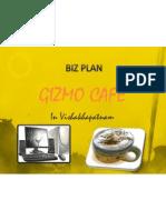 Business Plan [Gizmo Cafe]