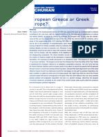 European Greece or Greek Europe