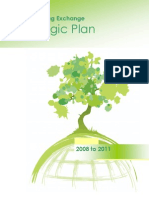 TLE Strategic Plan 2008 to 2011