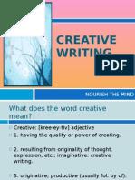 Creative Writing Ppt[1]