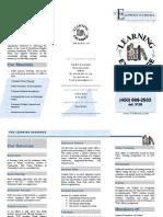TLE General Brochure 2009