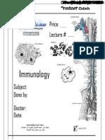 Immuno . Lec 16