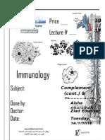 Immuno . Lec 17