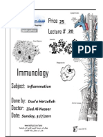 Immuno - Lec 20