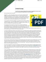 RevistaFortune - How HP Lost Its Way