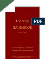 The Stoic Handbook Second Edition by Erik Wiegardt – with Seneca, Epictetus, and Marcus Aurelius