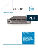 DELL PowerEdge R710 Technical GuideBook | Power Supply | Bios