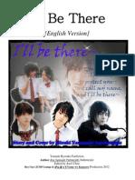 I'Ll Be There (English Version, Yamada Ryosuke Fanfiction)