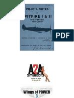 WoP3 Spitfire Manual