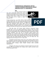 Sinkronisasi Kebijakan Untuk Penanggulangan Dampak Iklim Terhadap Kesehatan Di Indonesia
